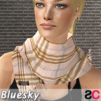 scarfs burberry pink