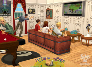 The Sims 2 Free Time Screenshot